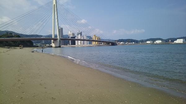 和歌山の紀北、6月の浜の宮でキス釣り釣行記と釣り場紹介